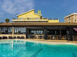 Hotel Villa Tirreno, hotell i Tarquinia