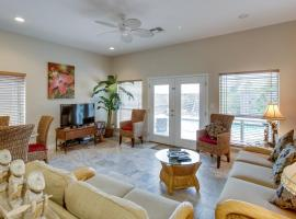 Flaveria Retreat, vacation rental in South Padre Island