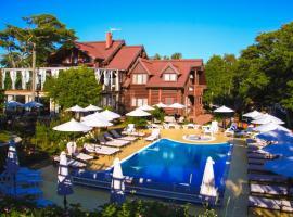 Mayakovsky Hotel, inn in Lesnoy