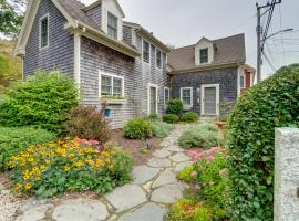 The Mary Alden, holiday home in Provincetown