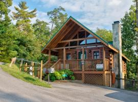 Moonlight Romance, vacation rental in Pigeon Forge