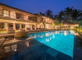Kandarpa Ubud, resort in Ubud