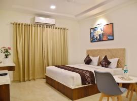 HOTEL GRAND ECOTEL, hotel near Aurangabad Airport - IXU,