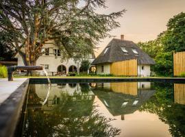 Edville Home, vakantiehuis in Gent