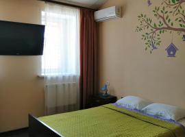 Гостиница Алга, отель в Уфе