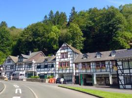 Ferienhaus Piana, family hotel in Monschau