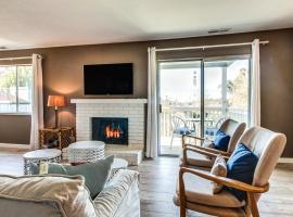 The Boardwalk Haven, vacation rental in Santa Cruz