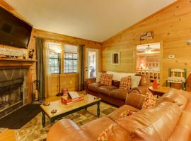Lazy Acres, Ferienunterkunft in Sautee Nacoochee