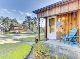 Pitton Place, vacation rental in Cannon Beach