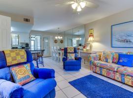 Gulf Highlands - 146 White Sandy Lane, villa in Panama City Beach
