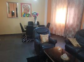 chambre meublé & appartement meublé LE MILAN, hotel in Douala