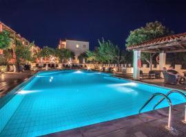 Rigas Hotel Skopelos, hotell i Skopelos stad