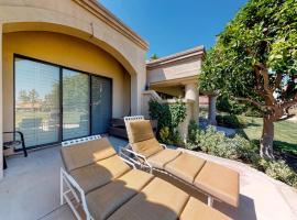 3 Bedroom Condo, 9th Hole Nicklaus Priva, hotel in La Quinta
