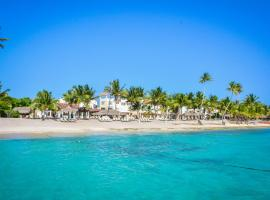 Apartment 1 bedroom+Private beach+2 sofa bed, room in Bayahibe