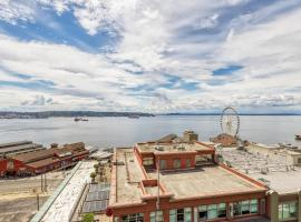 Harbor Steps Sound View Suite, apartment in Seattle