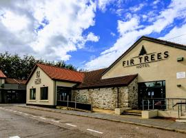 Fir Trees Hotel, hotel in Strabane
