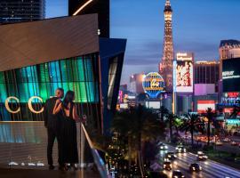 Waldorf Astoria Las Vegas, hotel near Crystals Shopping Center, Las Vegas