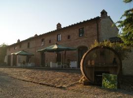 AGRITURISMO SAN MARTINO, bed & breakfast a Monte San Martino
