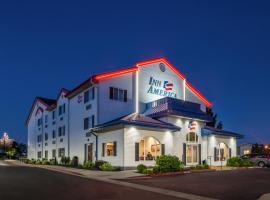 Inn America - Boise, hotel near Boise Airport - BOI,