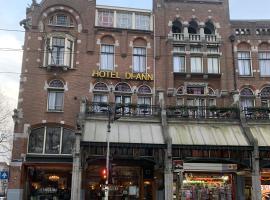 Di-Ann City Centre Hotel, Hotel in der Nähe von: Blumenmarkt, Amsterdam