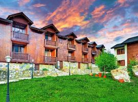 Hotel Banguriani, отель в городе Местиа