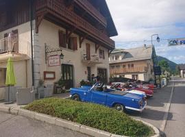 L'Auberge de Mégevette, hotel in Mégevette