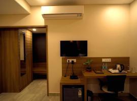 Hotel Shree Kanha Residency, отель в городе Аллахабад