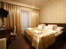Hotel Roudna, hotel v Plzni