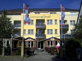 Apparthotel Birkenhof, hotel near Oberer Wilddieblift, Willingen