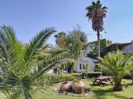 Malemi Organic Hotel, hotel in Skala Kallonis