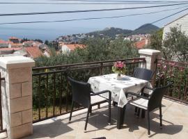Apartments Đivanović, hotel near Museum of Croatian War of Independence, Dubrovnik