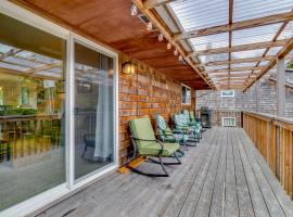 Aerie by the Sea, vacation rental in Cannon Beach