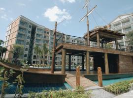 The Title Residencies Naiyang By Trips Phuket, serviced apartment in Nai Yang Beach