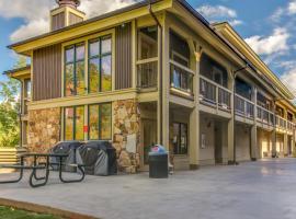 Romance at Riverbends' Snowflake Lift, villa in Breckenridge