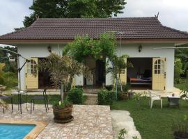 Traum-Ferienhaus, vacation rental in Rayong