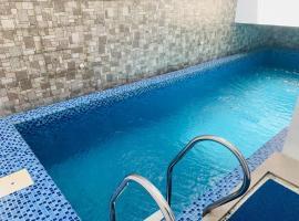 Villa Anantya Private Pool, vila di Yogyakarta