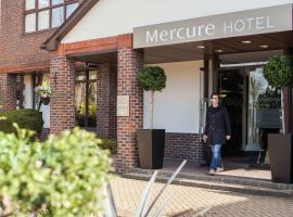 Mercure Dartford Brands Hatch Hotel & Spa, hotel in Ash