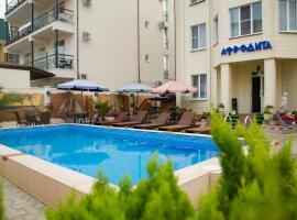 Afrodita Hotel, hotel in Adler