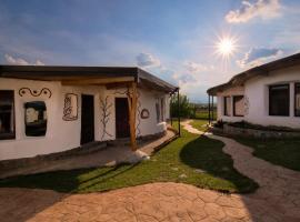 Cob Village, farm stay in Berca