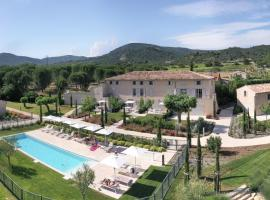 Le Clos des Oliviers Grimaud, serviced apartment in Grimaud