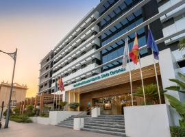 Occidental Murcia Siete Coronas, pet-friendly hotel in Murcia