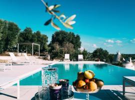 Relais Trulli Le Icone, hotel a Ostuni