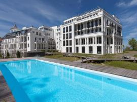 Meerblick FIRST SELLIN Appartement 25, serviced apartment in Ostseebad Sellin