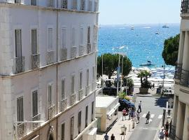 Azurene Royal Hotel, hotel in Cannes
