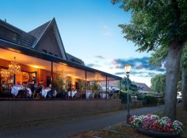 Aubergine Logeren & Dineren, hotel near Tegelen Station, Venlo