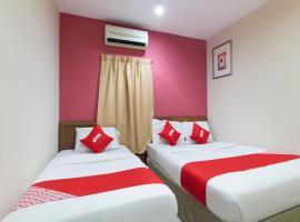 OYO 44100 Hotel Casavilla Petaling Jaya, hotel in Petaling Jaya