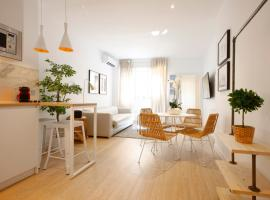 Príncipe Letras by Madflats Collection, apartment in Madrid