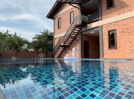Oriental 12 Residence: Kuah şehrinde bir otel