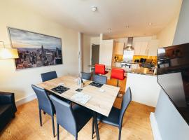 The Stay Company, Derby Central, apartment in Derby