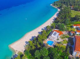 Alexander the Great Beach Hotel, ξενοδοχείο στην Κρυοπηγή